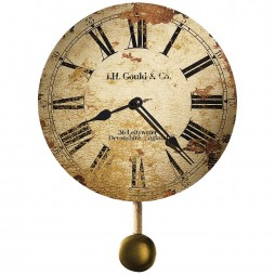 Decorative Wall Clock - Howard Miller H. Gould And Co. II 620-257