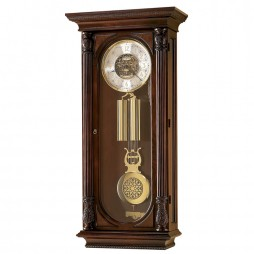 Howard Miller Stevenson Limited Edition Triple Chime Wall Clock 620-262