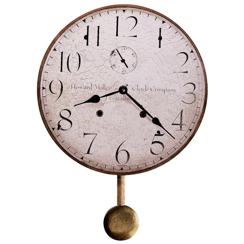 wall clock u2013 howard miller original ii - Howard Miller Wall Clock