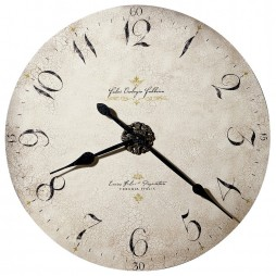 Howard Miller Enrico Fulvi Gallery Wall Clock 620-369