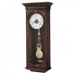 Howard Miller Earnest Key Wound Wall Clock 620-433