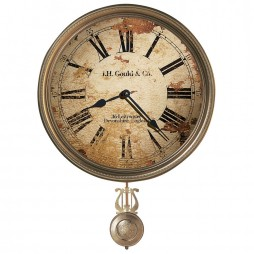 Howard Miller J.H. Gould And Co. III Decorative Wall Clock 620-441