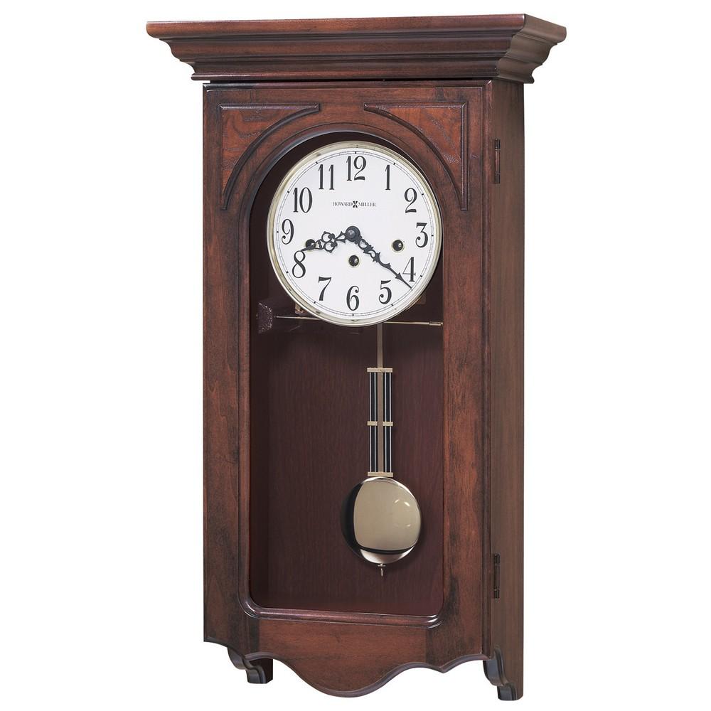 Keywound Wall Clock Howard Miller Jennelle 620 445