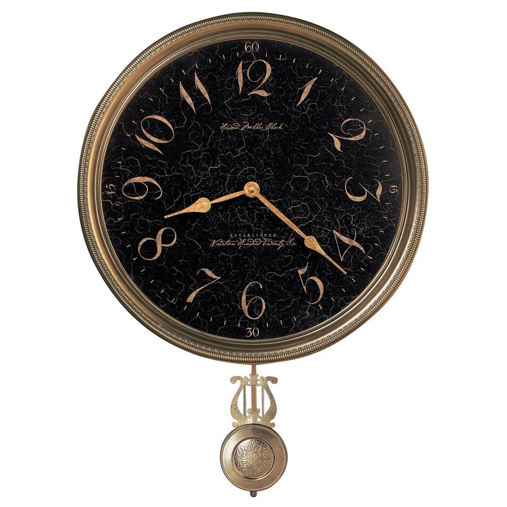 Pendulum Wall Clock Howard Miller Paris Night 620 449