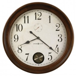 "Howard Miller Auburn 32"" Large Wall Clock 620-484"