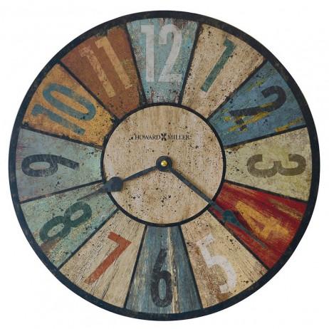Howard Miller Sylvan Decorative Wall Clock 620-503