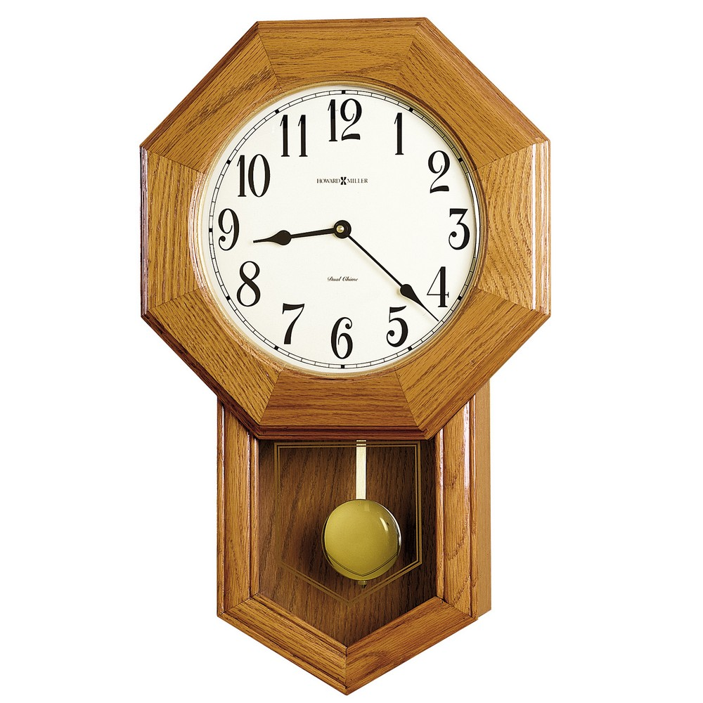 Howard Miller Elliot Schoolhouse Wall Clock 625242