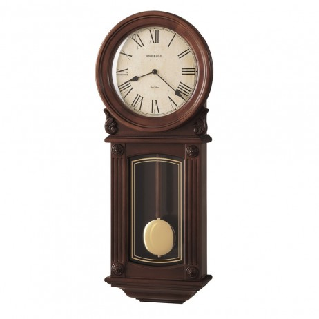 Howard Miller Isabel Dual Chime Wall Clock 625-290