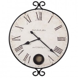 "Howard Miller Magdelan 25"" Wall Clock 625-310"