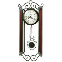 Howard Miller Carmen Wrought Iron Wall Clock 625-326