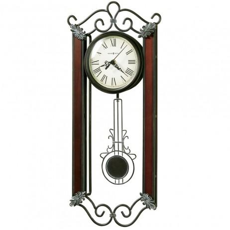 Howard Miller Carmen Wrought Iron Wall Clock 625-326