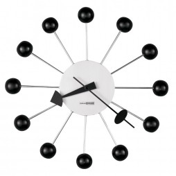 Howard Miller Ball Clock Retro Designs 625-333