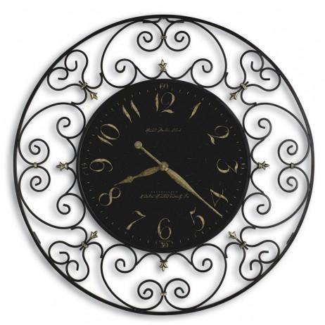 Howard Miller Joline 36 Quot Wrought Iron Wall Clock 625367