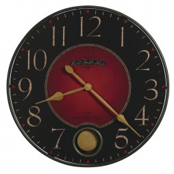 "Howard Miller Harmon 26-1/4"" Wall Clock 625-374"