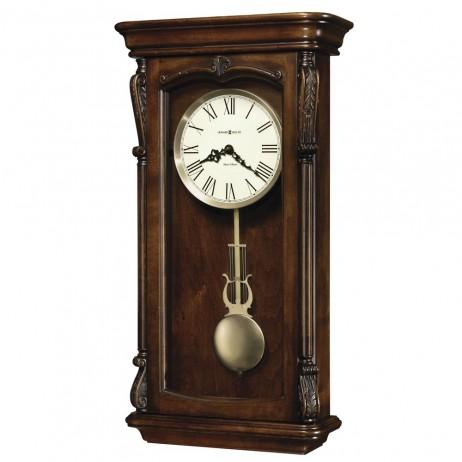 Howard Miller Henderson Dual-Chime Pendulum Wall Clock 625-378