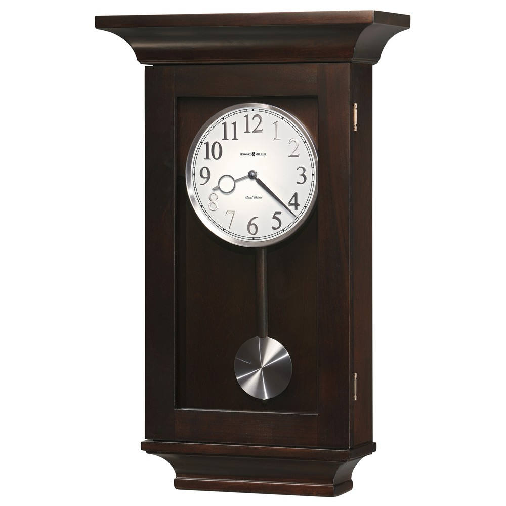 Howard Miller Contemporary Wall Clock Gerrit 625379