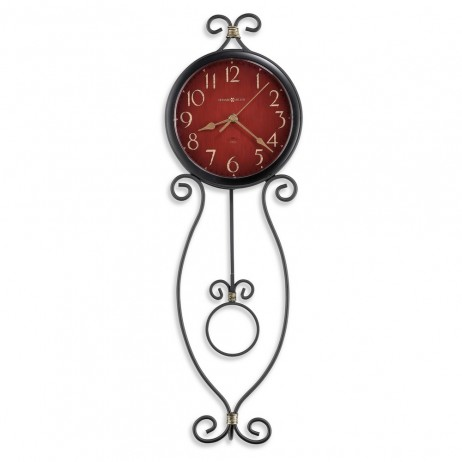 Howard Miller Addison Metal Wire Wall Clock 625-392