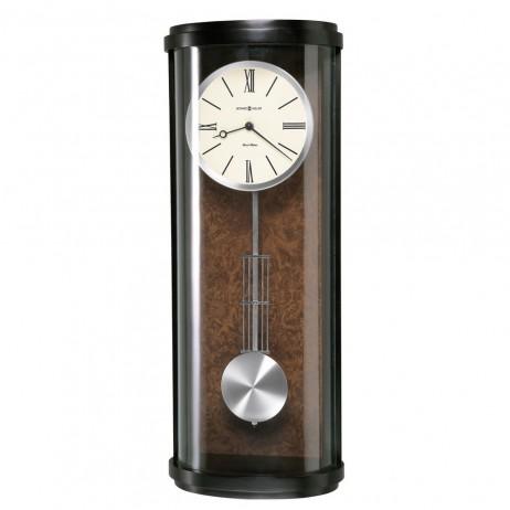 Contemporary Wall Clock Howard Miller Cortez 625 409 Clockshopscom