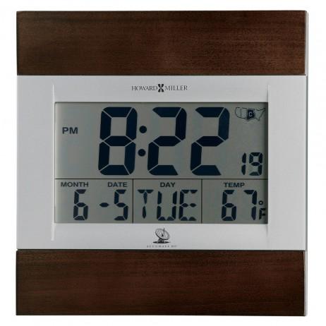 Howard Miller Techtime III- Radio Controlled Clock 625-429
