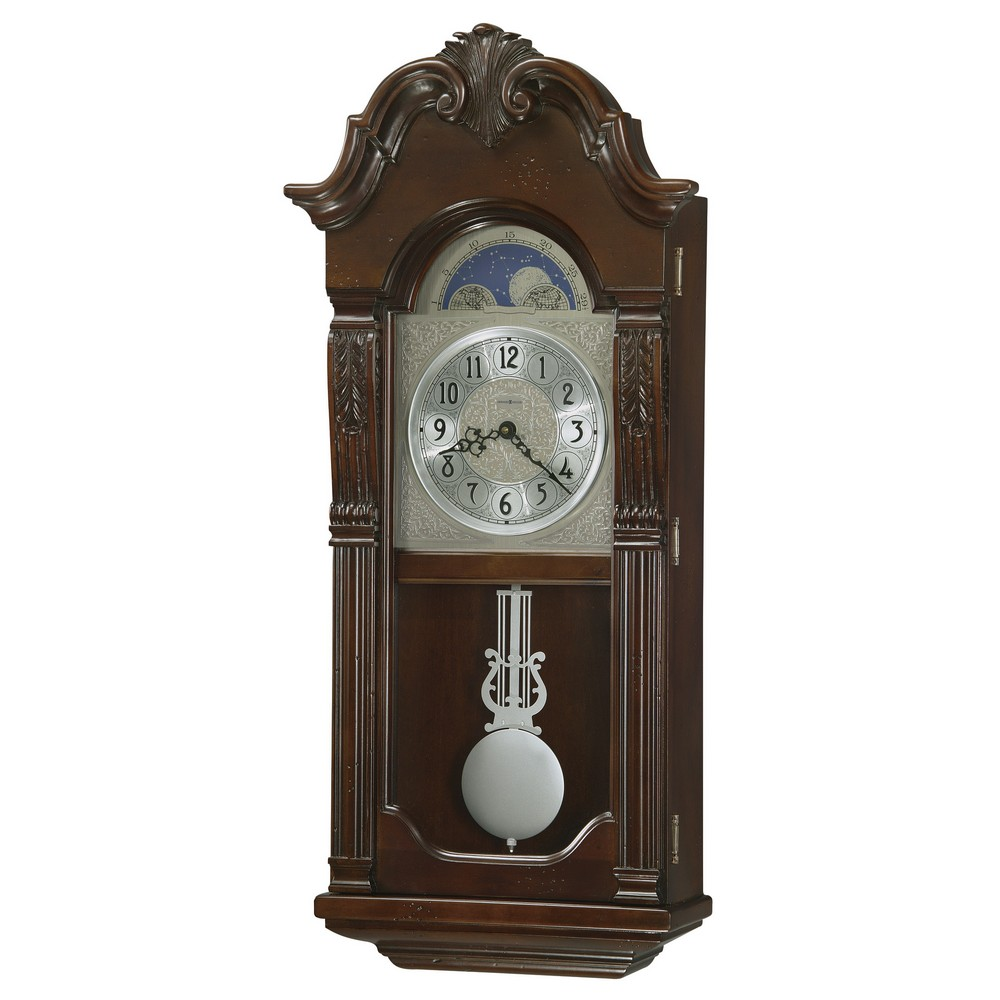 Wall Clock Howard Miller Norristown 625 439 Clockshops Com