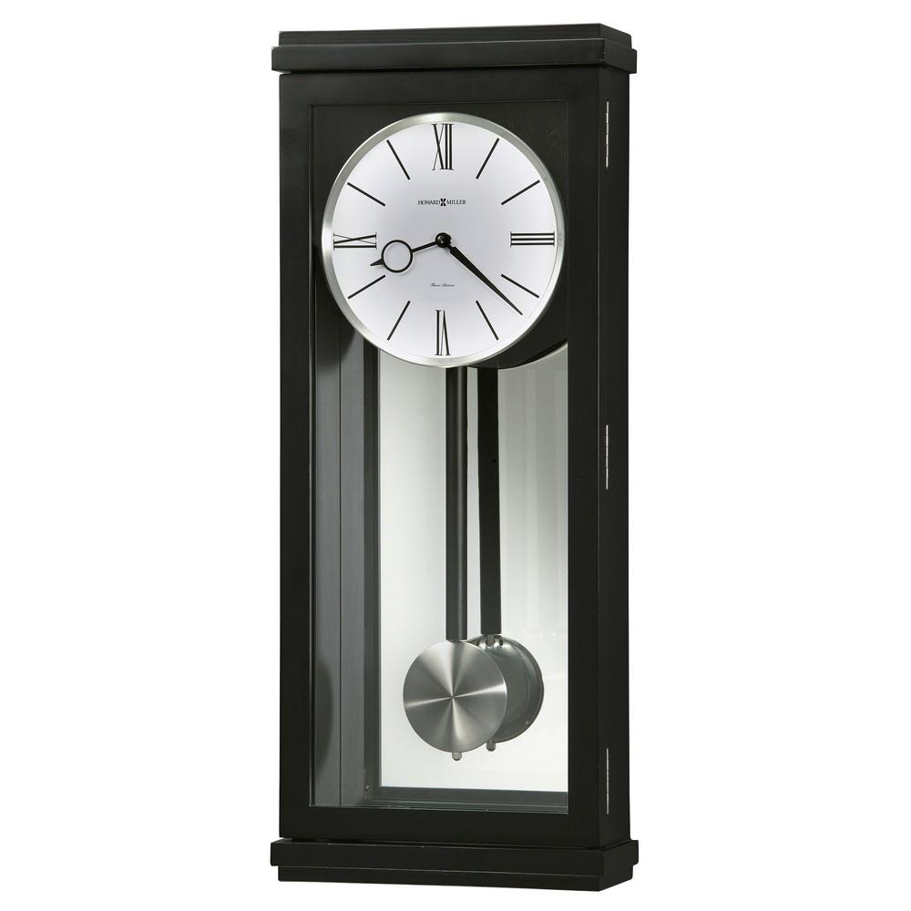 Wall Clock Howard Miller Alvarez 625 440 Clockshops Com