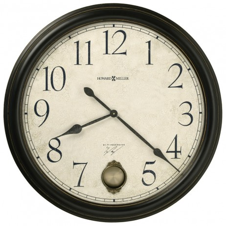 Howard Miller Large Wall Clock - Glenwood Falls 625-444