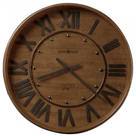 Howard Miller Wine Barrel Wall Wall Clock 625453 625-453