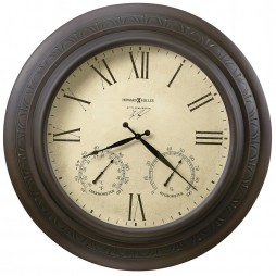 Howard Miller Copper Harbor Wall Clock 625-464