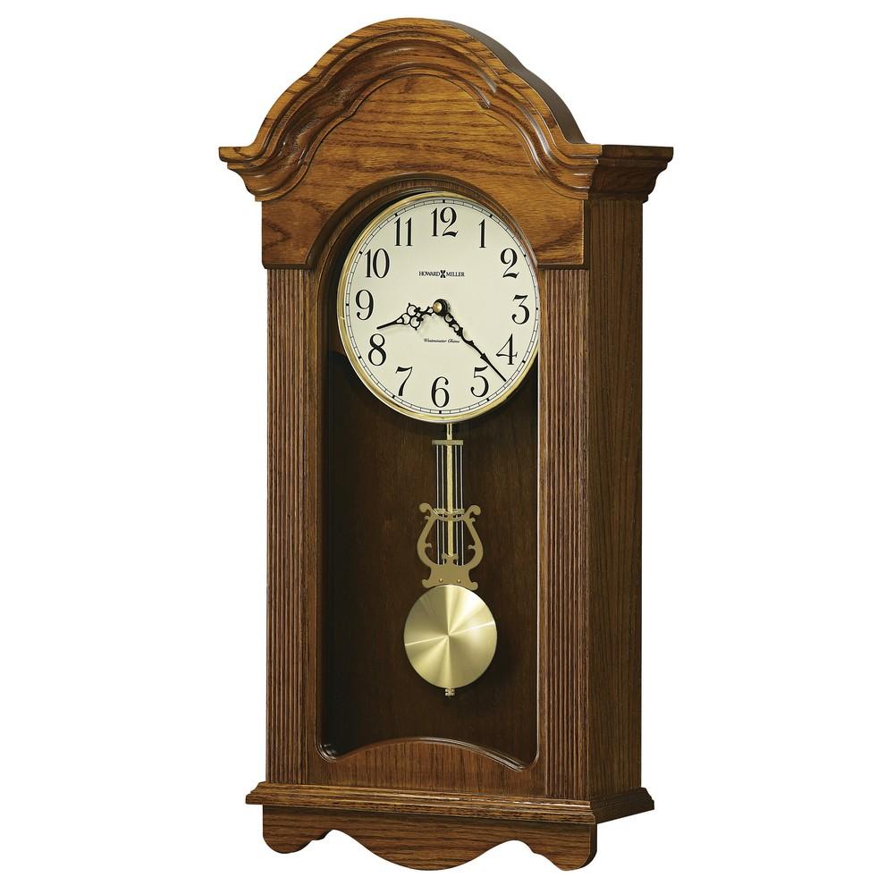 Wall Clock Howard Miller Jayla 625 467 Clockshops Com