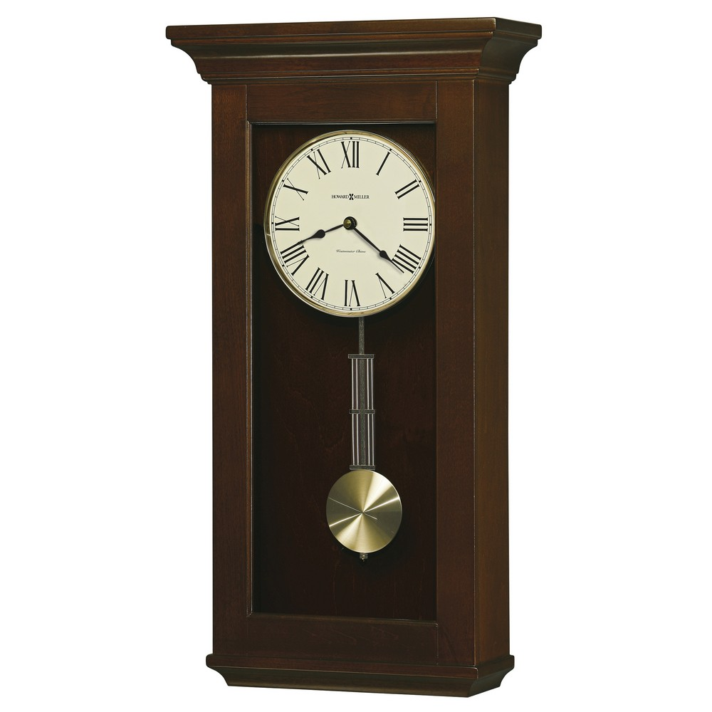 Contemporary Wall Clock Howard Miller Continental 625 468