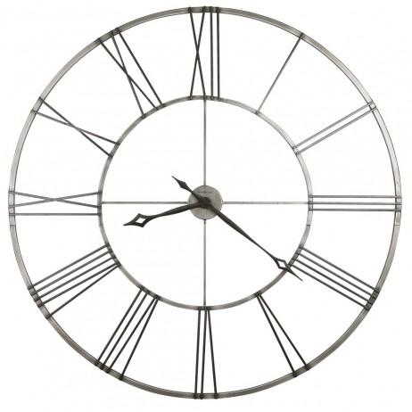 Wrought Iron Wall Clock - Howard Miller Stockton 49
