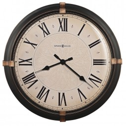 "Howard Miller Atwater 24""  Wall Clock 625-498"