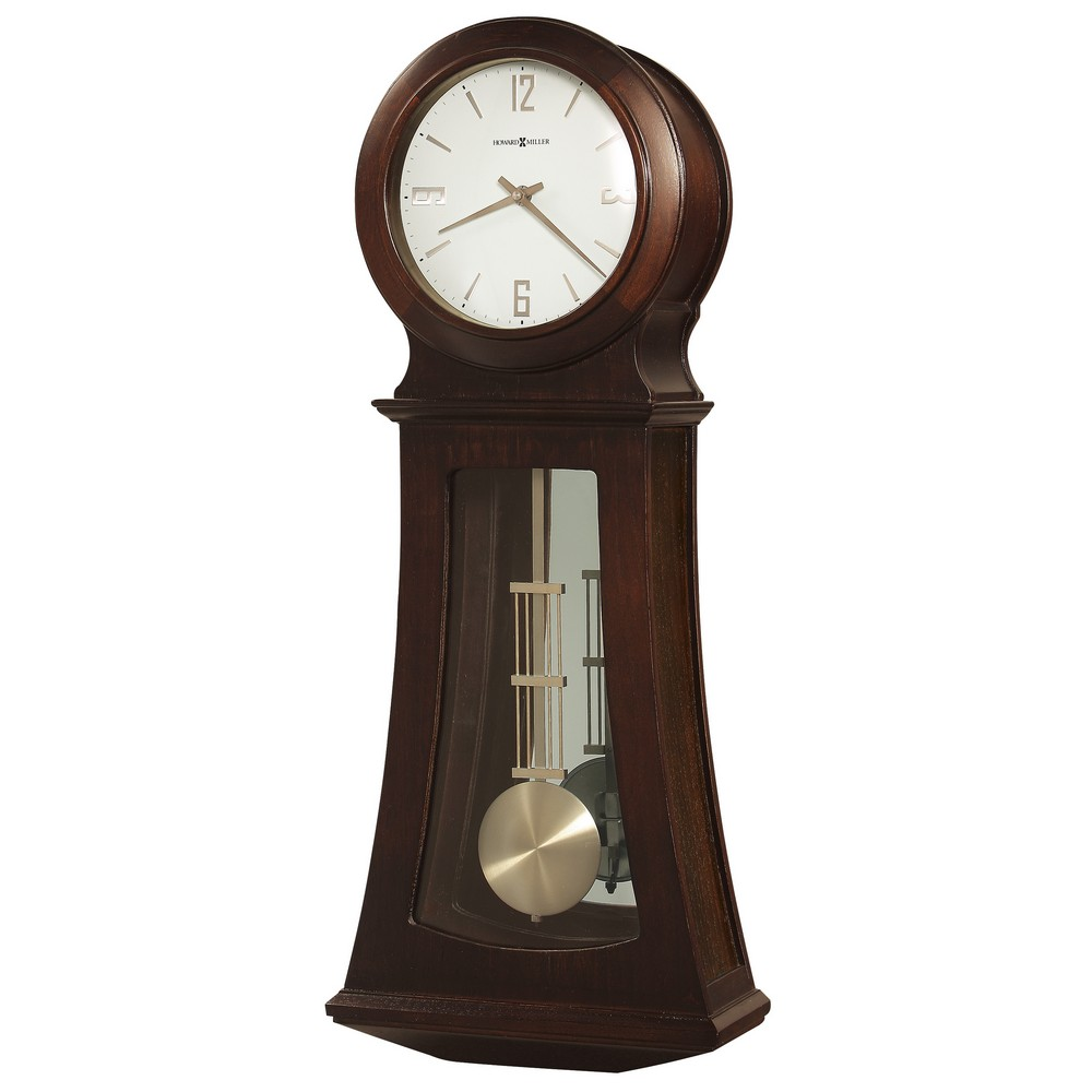 Gerhard Wall Wall Clock With Quartz Triple Chime Harmonic