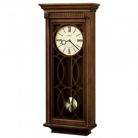 Howard Miller Kathryn Wall Clock with Triple-chime Harmonic Movement 625-525