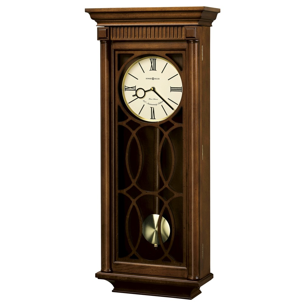 Howard Miller Kathryn Wall Clock With Triple Chime