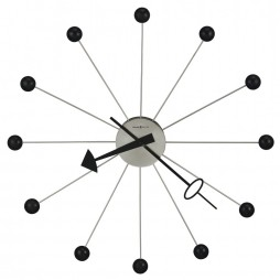 "Howard Miller Ball Clock - 42"" Wall Clock 625-527"