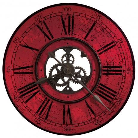 Howard Miller Brassworks II Wall Clock 625569 625-569
