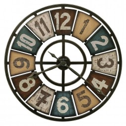 Howard Miller Prairie Ridge Wall Clock 625580 625-580