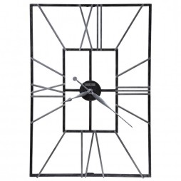 Park Slope wrought iron Wall Clock 625-593
