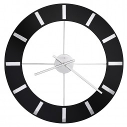 Howard Miller Onyx Wall Clock 625602 625-602