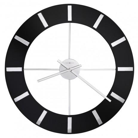 Howard Miller Onyx Wall Clock 625602 625-602