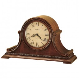 Howard Miller Hampton Tambour-Style Mantel Clock 630-150