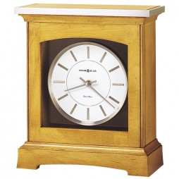 29off howard miller urban mantel clock