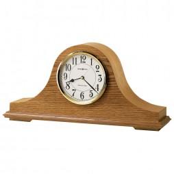 Howard Miller Nicholas Tambour-Style Mantel Clock 635-100