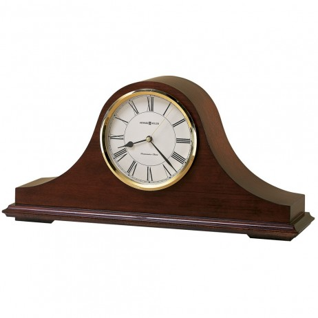 Howard Miller Christopher Tambour-Style Mantel Clock 635-101