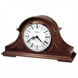 Howard Miller Burton II Tambour Mantel Clock 635-107