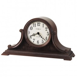 Howard Miller Albright Tambour Mantel Clock 635-114