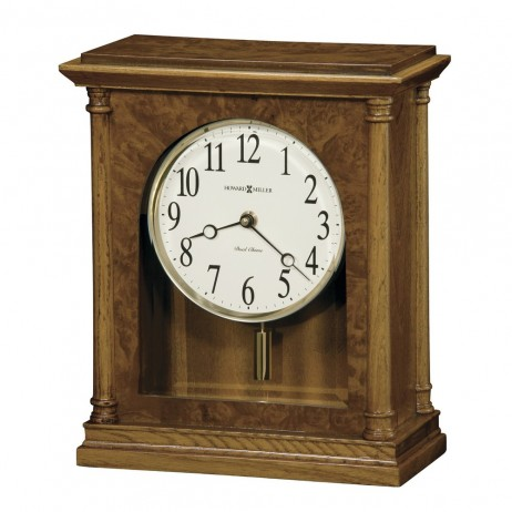 Howard Miller Carly Pendulum Mantel Clock 635-132