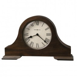 Howard Miller Humphrey Tambour Mantel Clock 635-143