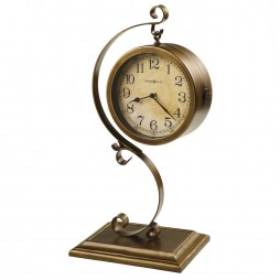 Howard Miller Jenkins 2-Sided Mantel Clock 635-155